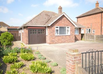Thumbnail 2 bed detached bungalow for sale in Oakley Road, Dovercourt, Essex