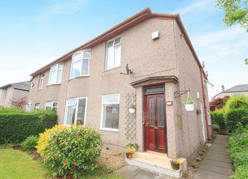 Thumbnail 3 bedroom flat for sale in Castlemilk Road, Croftfoot, Glasgow