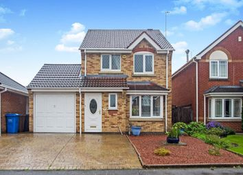 Thumbnail 3 bed detached house for sale in Elveden Drive, Ilkeston, Derbyshire