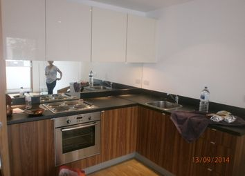 Thumbnail 1 bed flat to rent in Schrier Ropeworks Ropeworks, 1 Arboretum Place, Barking
