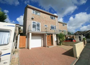 Thumbnail 5 bed semi-detached house for sale in Rashleigh Avenue, Plympton, Plymouth