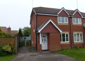 Thumbnail 3 bed semi-detached house to rent in Bridge Meadow, Hemsby, Great Yarmouth