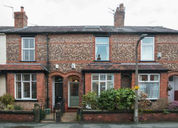 Thumbnail 3 bed terraced house for sale in Brown Street, Hale, Altrincham