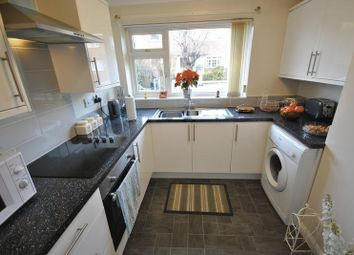 Thumbnail 2 bedroom semi-detached bungalow for sale in Church View Close, Sprowston, Norwich