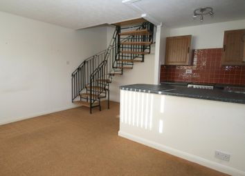 Thumbnail 1 bed end terrace house to rent in Widgeon Court, Fareham