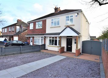 3 bed semi-detached house for sale in Park Road, Great Sankey, Warrington WA5