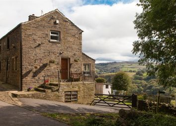 4 bed semi-detached house for sale in 17 Swift Place, Ripponden HX6