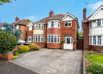 Thumbnail 3 bed semi-detached house for sale in Ewell Road, Birmingham