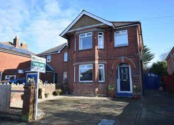 Thumbnail 3 bed detached house for sale in Mayfield Road, Ryde