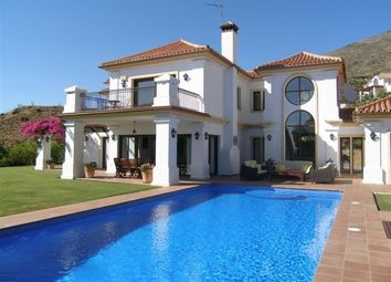 Thumbnail 4 bed villa for sale in Spain, Málaga, Mijas