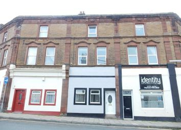 Thumbnail Commercial property for sale in 55, 55A, 55B South William Street, Workington, Cumbria