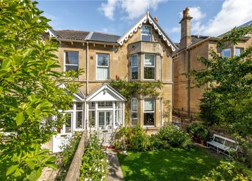 Thumbnail 5 bed semi-detached house for sale in St. Lukes Road, Bath, Somerset