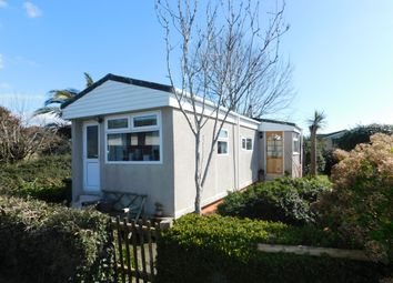 Thumbnail 1 bed mobile/park home for sale in Eastern Green, Penzance
