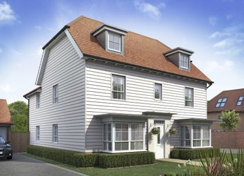 "Thumbnail 5 bedroom detached house for sale in ""Stratford"" at London Road, Allington, Maidstone"