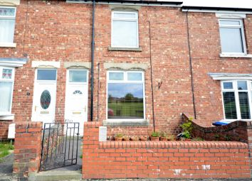 Thumbnail 2 bed terraced house for sale in Helena Terrace, Bishop Auckland