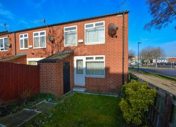 Thumbnail 3 bed end terrace house for sale in Greenland Drive, Sheffield