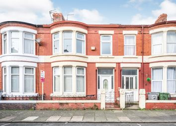 Thumbnail 3 bed terraced house for sale in Birnam Road, Wallasey