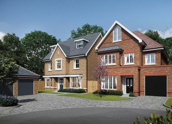 Thumbnail 5 bed detached house for sale in Stompond Lane, Walton On Thames