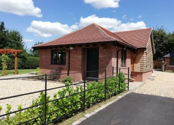 Thumbnail 2 bed detached bungalow for sale in Bridgewater Place, Harmer Hill, Shrewsbury
