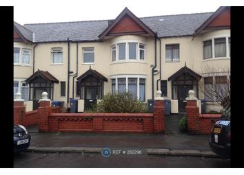 Thumbnail 1 bed flat to rent in Northumberland Avenue, Blackpool