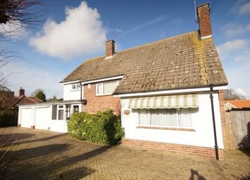 Thumbnail 3 bedroom detached house for sale in Fairfield Road, Saxmundham
