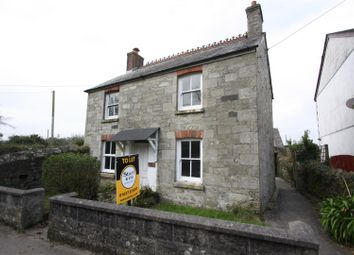 Thumbnail 3 bed cottage to rent in Fraddon, St. Columb