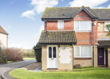 Thumbnail 3 bed terraced house for sale in Hamilton Close, Swaffham
