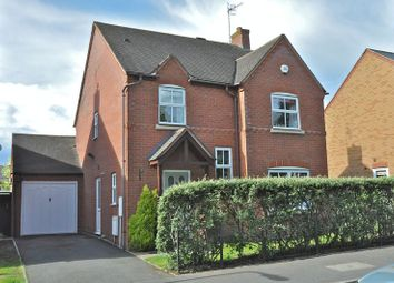 Thumbnail 4 bed detached house for sale in St Laurence Way, Bidford-On-Avon, Alcester