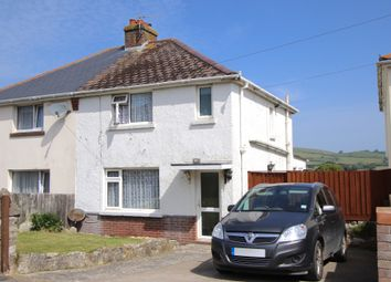 Thumbnail 3 bed semi-detached house for sale in Priests Road, Swanage
