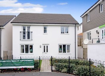 Thumbnail Detached house for sale in Cornflower Walk, Plymouth