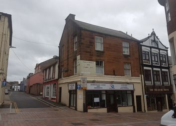 Thumbnail 1 bed flat to rent in Irish Street, Dumfries