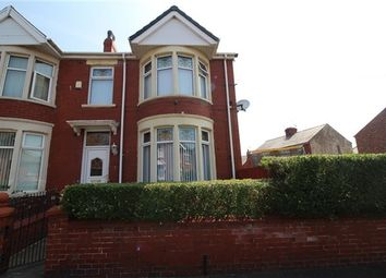 Thumbnail 3 bed property for sale in Rose Avenue, Blackpool