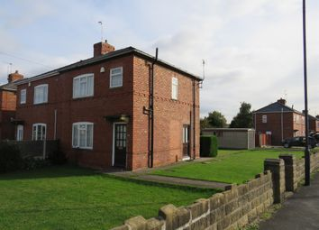 Thumbnail 3 bed semi-detached house for sale in Crookesbroom Lane, Hatfield, Doncaster