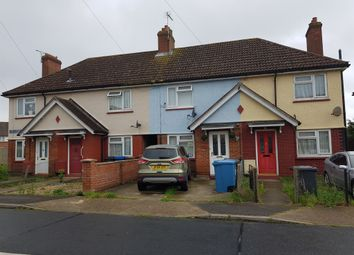 2 bed terraced house for sale in Hayman Road, Ipswich IP3
