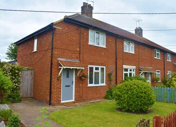 Thumbnail 2 bed end terrace house for sale in Oxford Crescent, Didcot