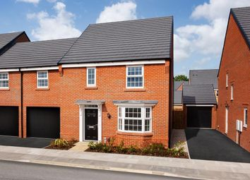 "Thumbnail 4 bedroom detached house for sale in ""Hurst"" at Town Lane, Southport"