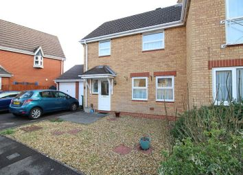 Thumbnail 3 bed semi-detached house for sale in Coriander Way, Whiteley, Fareham
