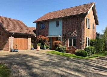 Thumbnail 4 bed detached house for sale in Limes Park, Basingstoke, Hampshire
