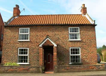 Thumbnail 4 bedroom detached house for sale in Main Street, Hemingbrough, Selby