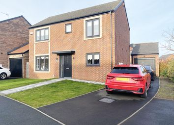 Thumbnail 3 bed detached house for sale in Cranesbill Avenue, Hartlepool