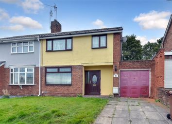 Thumbnail Semi-detached house for sale in Somerset Avenue, Rugeley, Staffordshire