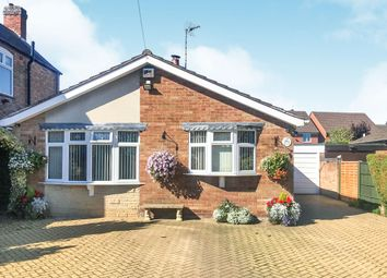 Thumbnail 3 bed detached bungalow for sale in Equity Road East, Earl Shilton, Leicester