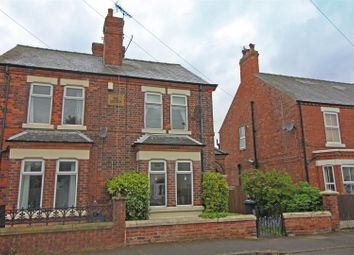 Thumbnail 2 bed semi-detached house for sale in Portland Road, Retford