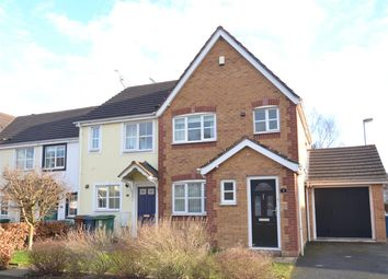 Thumbnail 3 bed end terrace house for sale in Commonside Close, Stafford
