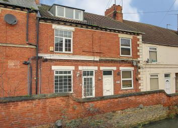 Thumbnail 2 bed terraced house for sale in Watson Road, Worksop