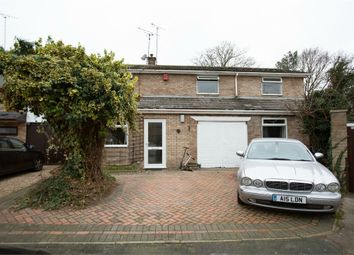 Thumbnail 4 bed end terrace house for sale in Swallowdale, Colchester, Essex