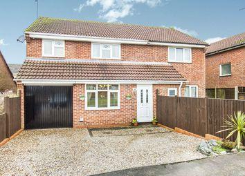 Thumbnail 3 bed semi-detached house for sale in Ferrers Croft, Barlestone, Nuneaton