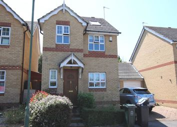Thumbnail 4 bed detached house to rent in Plantation Close, Greenhithe