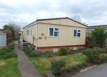 Thumbnail 2 bed mobile/park home for sale in Kingsmead Park, Bedford Road, Rushden