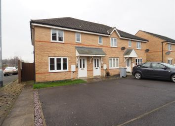 3 bed end terrace house for sale in Dale Crescent, Fernwood, Newark NG24